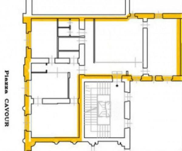 Ufficio in affitto a Roma, Prati, 200 mq - Foto 2
