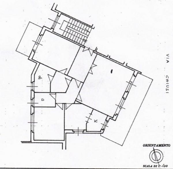 Appartamento in vendita a Roma, Con giardino, 130 mq - Foto 2