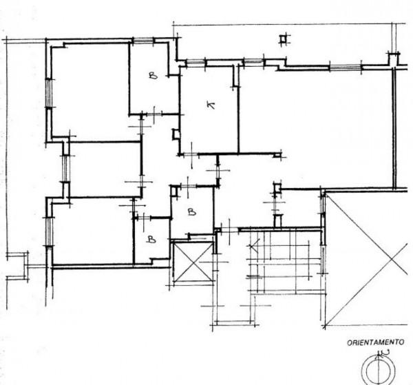 Appartamento in vendita a Roma, Torrino, 150 mq - Foto 3