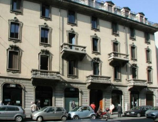 Ufficio in affitto a Milano, Repubblica, 68 mq