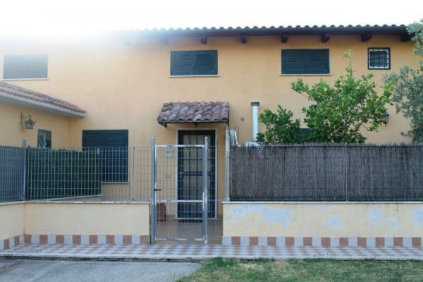 Villa in affitto a Roma, Con giardino, 80 mq