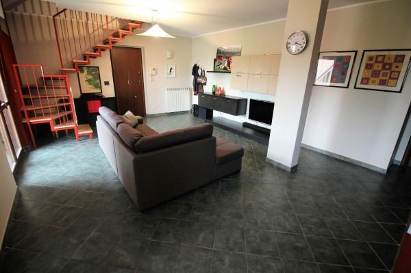 Appartamento in vendita a Pianezza, Cassagna, 137 mq - Foto 23