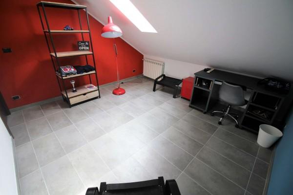 Appartamento in vendita a Pianezza, Cassagna, 137 mq - Foto 16