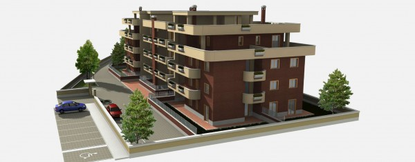 Appartamento in vendita a Roma, Morena, 51 mq - Foto 4
