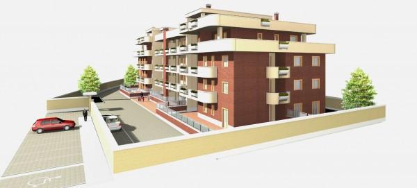 Appartamento in vendita a Roma, Morena, 51 mq