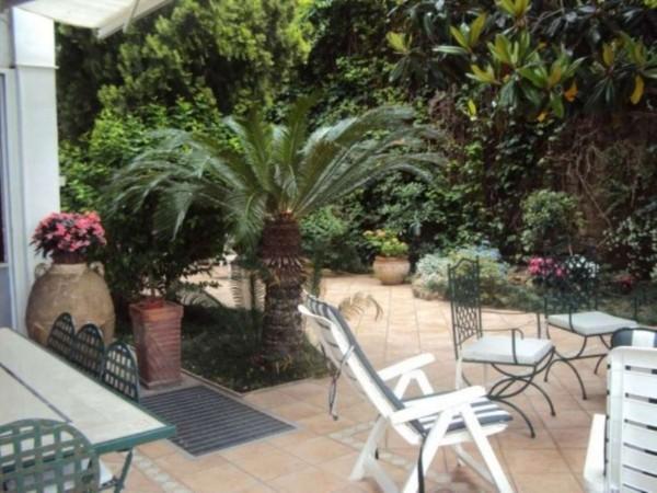 Appartamento in vendita a Napoli, Posillipo, Con giardino, 150 mq
