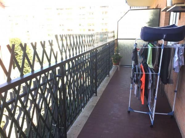 Appartamento in vendita a Torino, Lucento, Con giardino, 85 mq - Foto 7