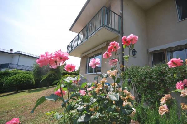 Villa in vendita a Arenzano, Pineta, Con giardino, 300 mq