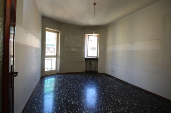 Appartamento in vendita a Torino, Rebaudengo, 95 mq - Foto 13