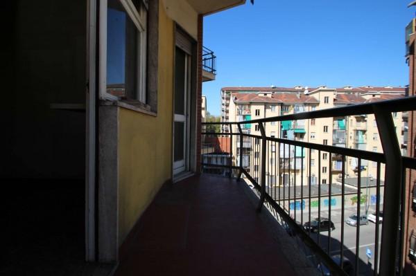 Appartamento in vendita a Torino, Rebaudengo, 95 mq - Foto 10