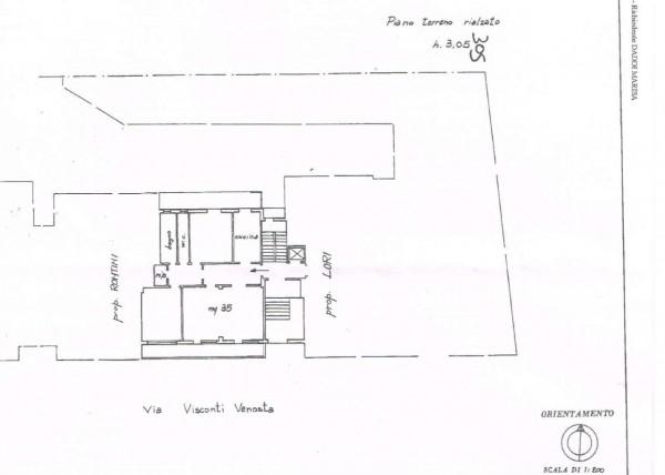 Appartamento in vendita a Firenze, 124 mq - Foto 2