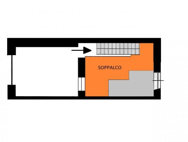 Locale Commerciale  in vendita a Milano, Washington/de Angeli, Arredato, 70 mq - Foto 3