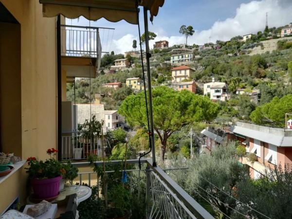 Appartamento in affitto a Camogli, Arredato, con giardino, 30 mq