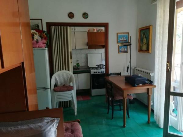 Appartamento in affitto a Camogli, Arredato, con giardino, 30 mq - Foto 3