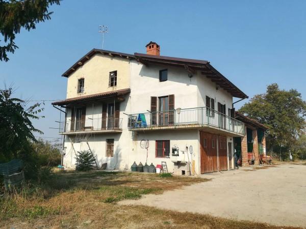 Casa indipendente in vendita a Mondovì, San Biagio, Con giardino, 90 mq