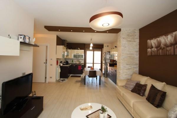Appartamento in vendita a Torino, Rebaudengo, Con giardino, 110 mq - Foto 12
