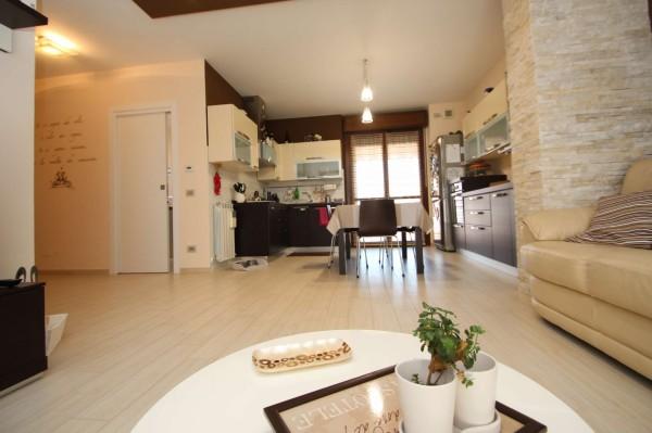 Appartamento in vendita a Torino, Rebaudengo, Con giardino, 110 mq - Foto 14