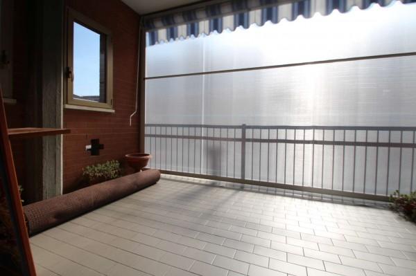 Appartamento in vendita a Torino, Rebaudengo, Con giardino, 110 mq - Foto 2