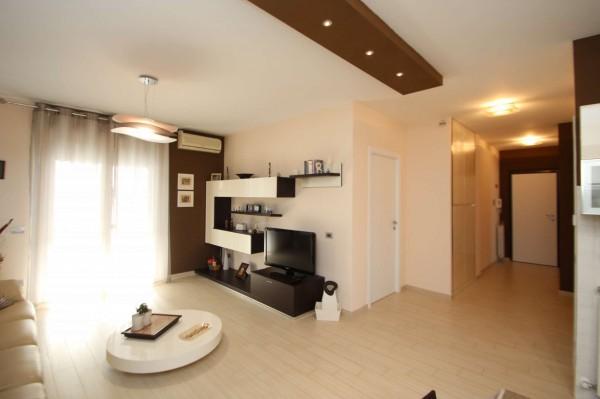 Appartamento in vendita a Torino, Rebaudengo, Con giardino, 110 mq