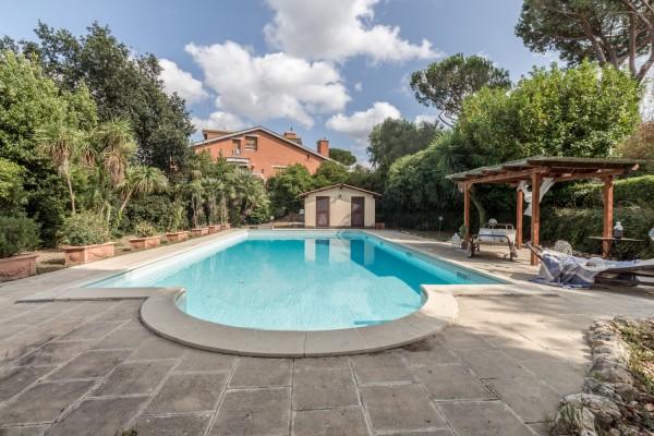 Immobile in vendita a Fiumicino, Casale Dell Aranova, Con giardino, 450 mq - Foto 6