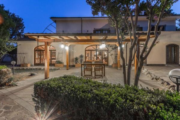 Immobile in vendita a Fiumicino, Casale Dell Aranova, Con giardino, 450 mq - Foto 1