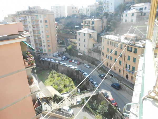 Appartamento in affitto a Genova, Adiacenze Monoblocco, Arredato, 65 mq - Foto 41