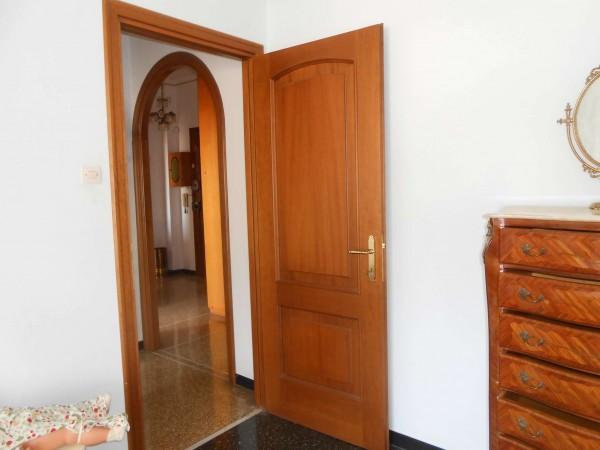 Appartamento in affitto a Genova, Adiacenze Monoblocco, Arredato, 65 mq - Foto 24