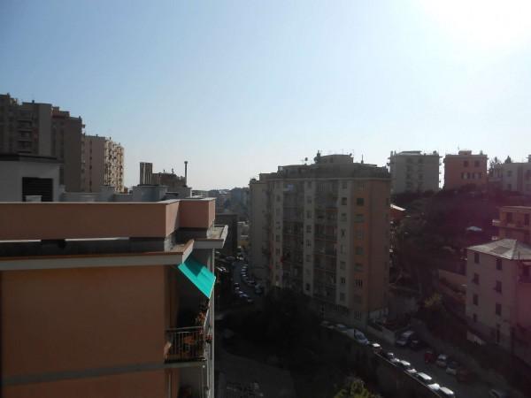 Appartamento in affitto a Genova, Adiacenze Monoblocco, Arredato, 65 mq - Foto 9