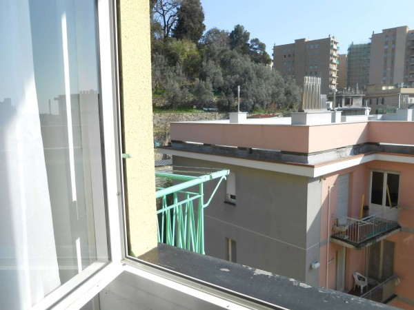 Appartamento in affitto a Genova, Adiacenze Monoblocco, Arredato, 65 mq - Foto 4