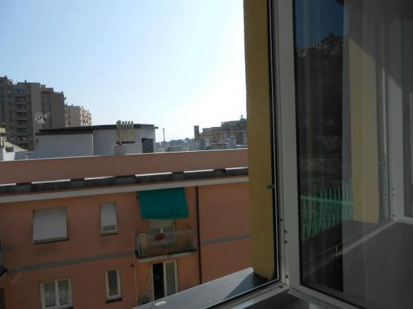 Appartamento in affitto a Genova, Adiacenze Monoblocco, Arredato, 65 mq - Foto 3
