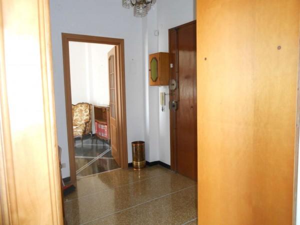 Appartamento in affitto a Genova, Adiacenze Monoblocco, Arredato, 65 mq - Foto 48