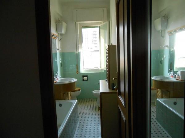 Appartamento in affitto a Genova, Adiacenze Monoblocco, Arredato, 65 mq - Foto 14