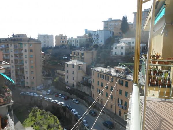 Appartamento in affitto a Genova, Adiacenze Monoblocco, Arredato, 65 mq - Foto 7