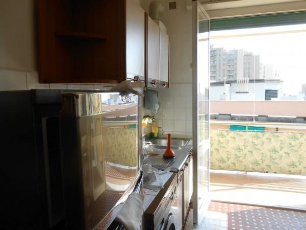 Appartamento in affitto a Genova, Adiacenze Monoblocco, Arredato, 65 mq - Foto 32