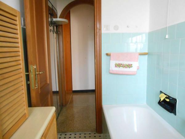 Appartamento in affitto a Genova, Adiacenze Monoblocco, Arredato, 65 mq - Foto 13
