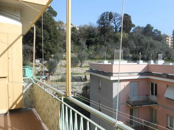 Appartamento in affitto a Genova, Adiacenze Monoblocco, Arredato, 65 mq - Foto 42