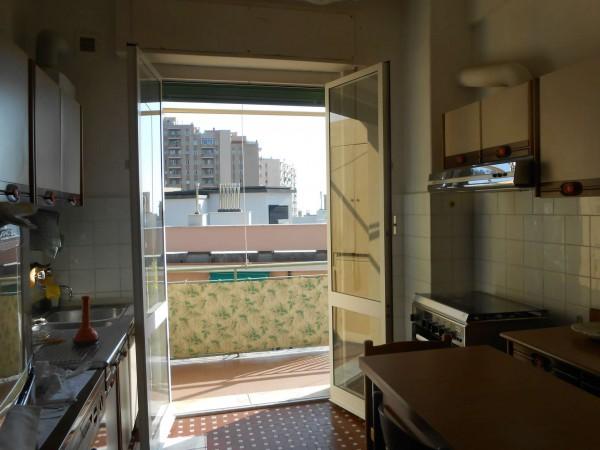 Appartamento in affitto a Genova, Adiacenze Monoblocco, Arredato, 65 mq - Foto 33