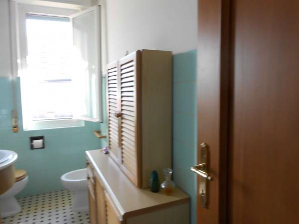 Appartamento in affitto a Genova, Adiacenze Monoblocco, Arredato, 65 mq - Foto 43