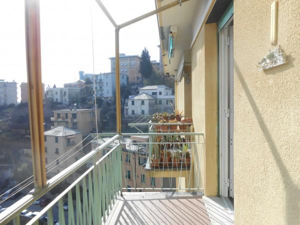 Appartamento in affitto a Genova, Adiacenze Monoblocco, Arredato, 65 mq - Foto 12