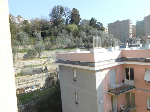 Appartamento in affitto a Genova, Adiacenze Monoblocco, Arredato, 65 mq - Foto 6