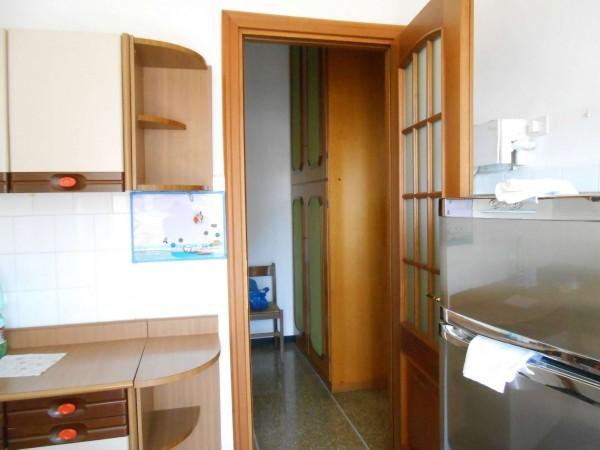 Appartamento in affitto a Genova, Adiacenze Monoblocco, Arredato, 65 mq - Foto 31