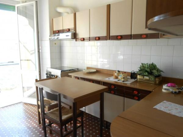 Appartamento in affitto a Genova, Adiacenze Monoblocco, Arredato, 65 mq - Foto 49