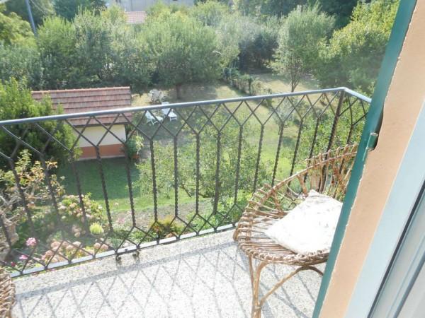 Appartamento in vendita a Torriglia, Arredato, con giardino, 95 mq - Foto 35