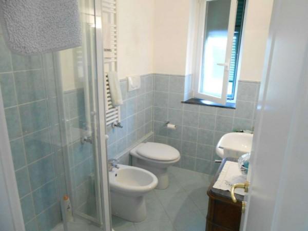 Appartamento in vendita a Torriglia, Arredato, con giardino, 95 mq - Foto 40