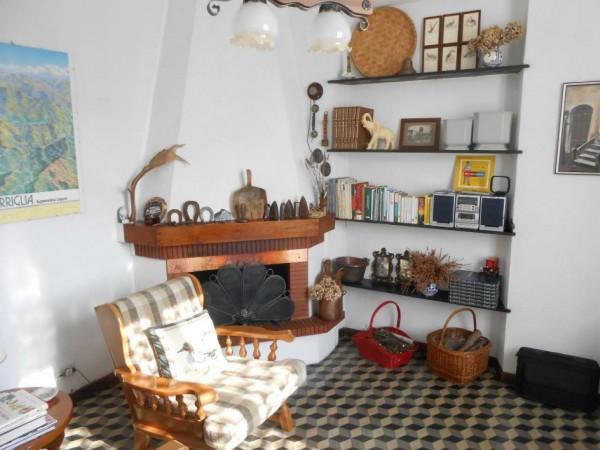 Appartamento in vendita a Torriglia, Arredato, con giardino, 95 mq - Foto 63
