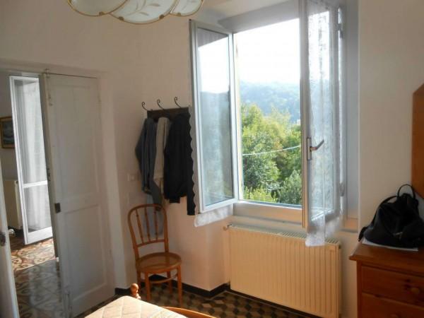 Appartamento in vendita a Torriglia, Arredato, con giardino, 95 mq - Foto 48