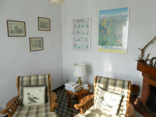 Appartamento in vendita a Torriglia, Arredato, con giardino, 95 mq - Foto 44