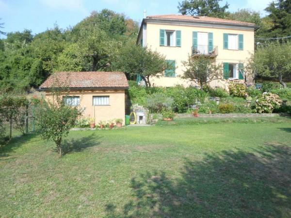 Appartamento in vendita a Torriglia, Arredato, con giardino, 95 mq - Foto 21