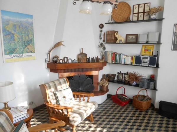 Appartamento in vendita a Torriglia, Arredato, con giardino, 95 mq - Foto 47