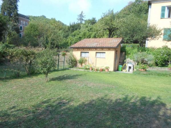 Appartamento in vendita a Torriglia, Arredato, con giardino, 95 mq - Foto 16